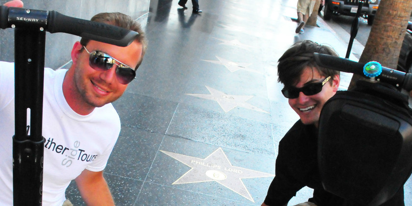 Our World Famous Los Angeles Segway Tours